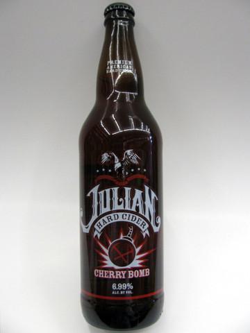 Julian Cherry Bomb