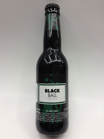 To Ol Black Ball Porter