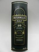 Bushmills 10yr 80 750ml