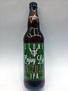 Stone Enjoy By IPA 4.20.15