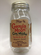 Shine On Georgia Moon Corn Whiskey