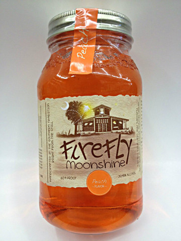 FireFly Peach Moonshine