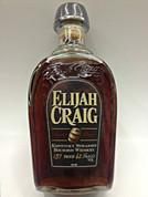 Elijah Craig Barrel Proof 137 Proof Kentucky Straight Bourbon Whiskey