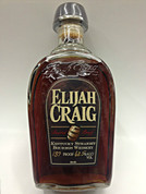Elijah Craig Barrel Proof 137 Proof Kentucky Straight Bourbon Whiskey