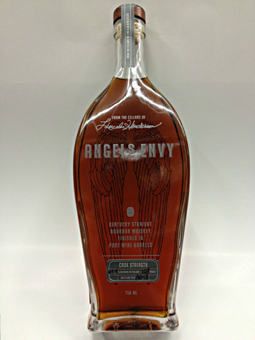 Angel's Envy Cask Strength Limited Edition by Master Distiller Lincoln Henderson