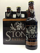 Stone Saison a modern take on a belgian classic