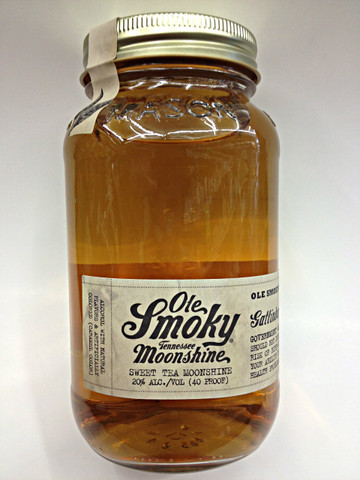Ole Smoky Sweet Tea Moonshine | Quality Liquor Store