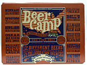 Sierra Nevada Across America Beer Camp 12 Pack Bottles