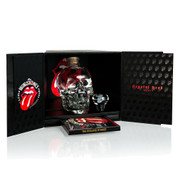 Crystal Head Vodka Rolling Stones 50th Anniversary Limited Edition Set