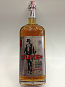 The Duke Small Batch Straight Bourbon Whiskey