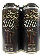 Refuge Blood Orange Witbier