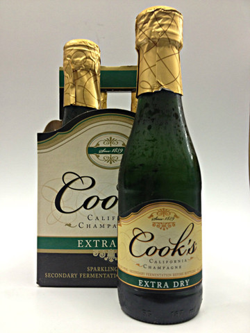 cook 39 s extra dry champagne quality liquor store