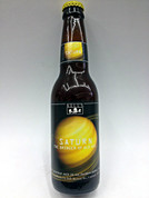 Bell's Saturn, The Bringer of Old Age is a vigorous, hearty Barley-wine that has been aged in bourbon barrels.