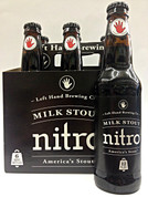 Left Hand nitro Milk Stout