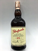 Glenfarclas Highland Single Malt Scotch Whisky 25 Year