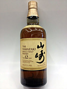 Suntory Yamazaki 12 Year Single Malt Whisky