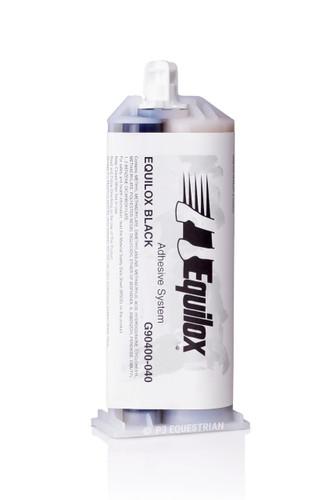 Equilox 40ml black adhesive