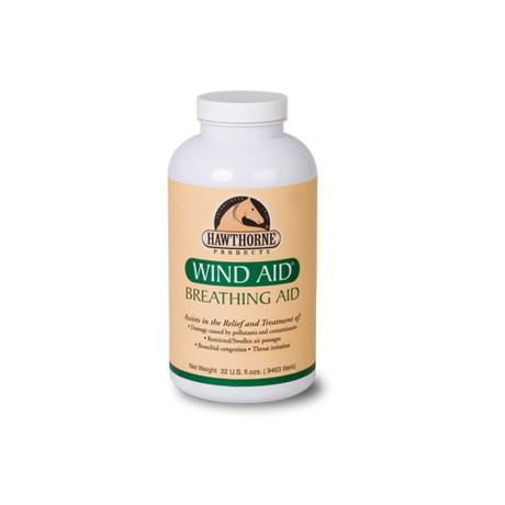 Hawthorne Wind Aid Liquid 32oz