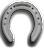 Kerckheart Kings aluminium pony shoe front