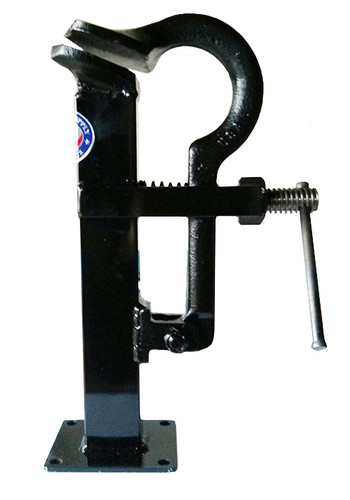 "Valley 14"" gooseneck vice"