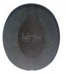 Castle Plastics oval wedge hoof pads