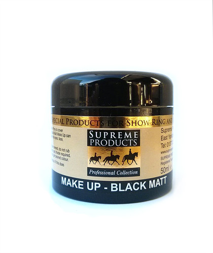 Supreme Professional matte horse make-up