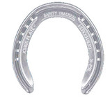 Kerckhaert Safety Trackx toe clipped hind aluminium plates