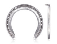 Thorobred traditional racing plates Queens ED horseshoes