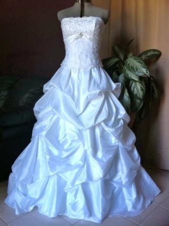 Maggie Sottero Brittanya #A574HC Size 10 - Betty Dee Online Shop