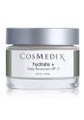 Cosmedix Hydrate Plus Daily SPF17 Moisturizer provides exceptional UV protection without irritating synthetic chemicals.