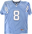 YOUTH Nike Twill Football Jersey - Blue #8