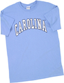 Arc Carolina Tee Shirt - Carolina Blue