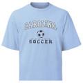 YOUTH Carolina Faded Sport Tee Shirt - Women's Soccer