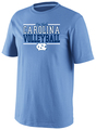 Carolina Sport Between the Lines Tee - Volleyball