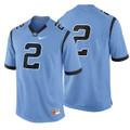 TODDLER Nike 2014 Carolina Football Jersey - Carolina Blue #2