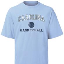 Youth Carolina Basketball tee shirt