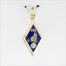 Double Faced Alumni Charm