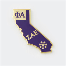 ΣΑΕ California Pin