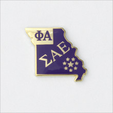 ΣΑΕ Missouri Pin