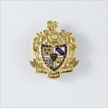 ΣΑΕ Coat of Arms Pin