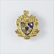 ΣAE Coat of Arms Pin