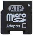 Accessory, Micro SD To Mini SD Adapter (PAK-UD-MDAP)