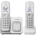 Cordless Phone, Call Block, Ans Machine 2-Handset (KX-TGD532W)