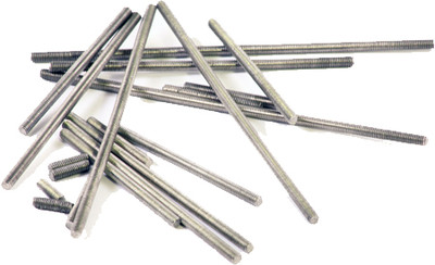 M3 pre-cut threaded bar blister pack