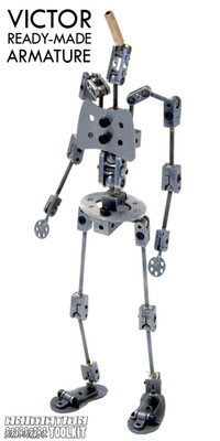 """""""VICTOR"""" large male ready made armature"""