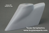 Cessna 150 vertical fin cap. Replaces OEM Part Number: 0431017-1, 0431017-3-791
