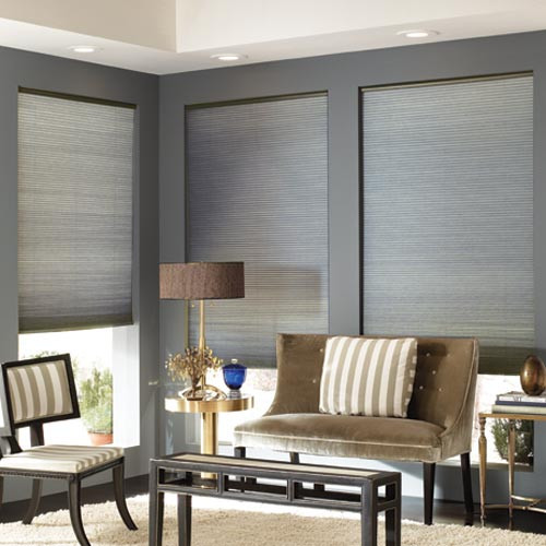 Aura Cordless Double Cellular Shade - Window Blind Outlet