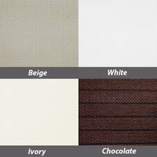 Aura Light Filtering Sheer Shade Color Swatches