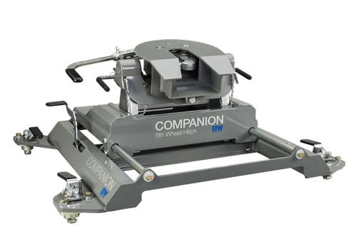 B+W Companion RVK 3670 For Ram OEM Slider 5th Wheel Hitch, Ships Free,
