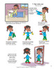 """This fun children's Spanish  song """"Me visto asi"""", I Dress Like This, teaches children about getting dresses, clothes and colors."""